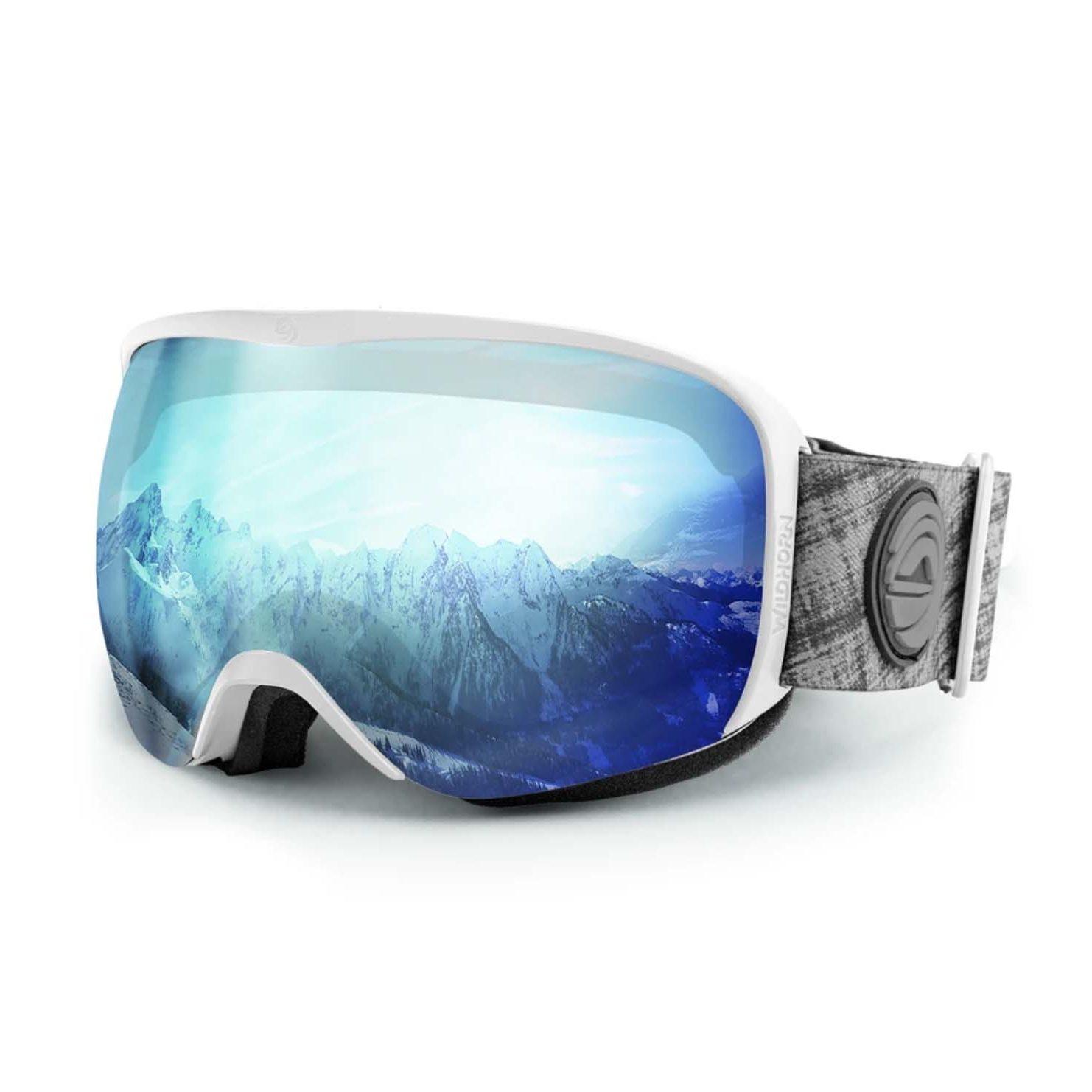 Types of Eyewear - Snow Goggles