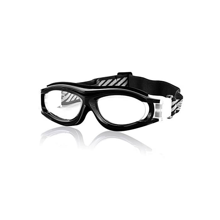 Types of Eyewear -Sports Goggles