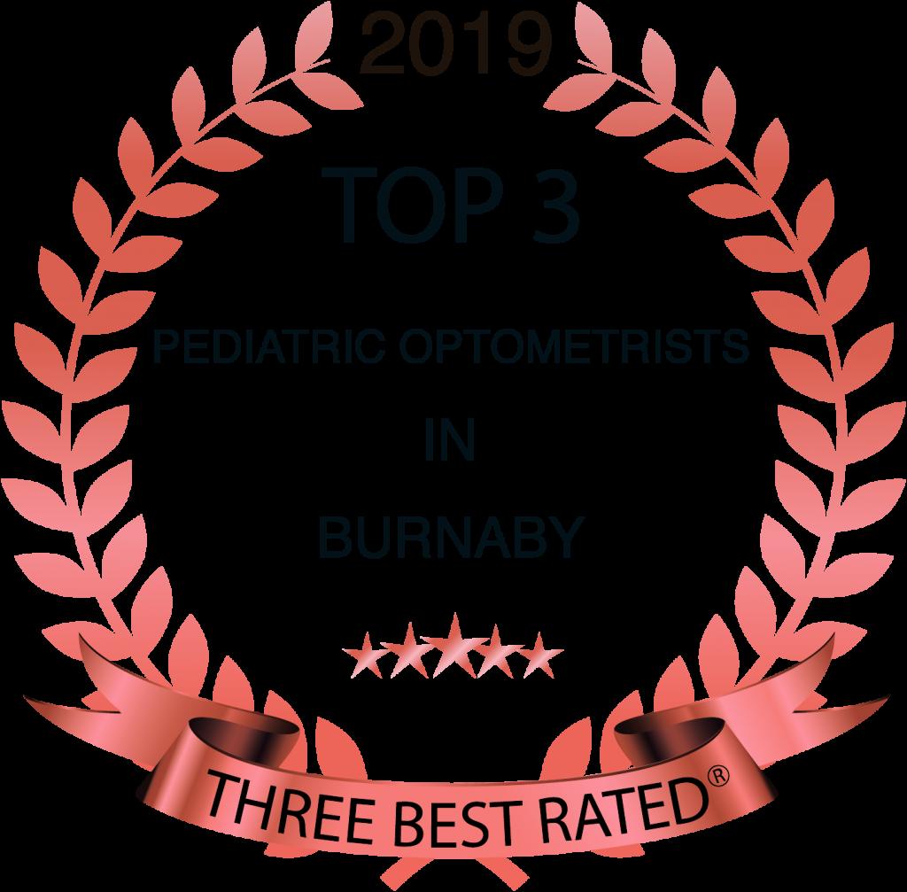 Contact Us Optometrist Award