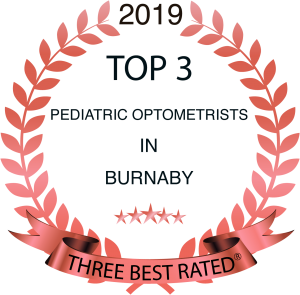 Contact Us Optometrist Award