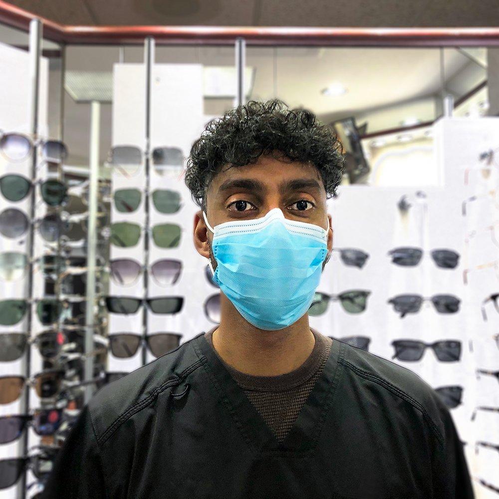 Medical Masks | Dr. Shaun Pati