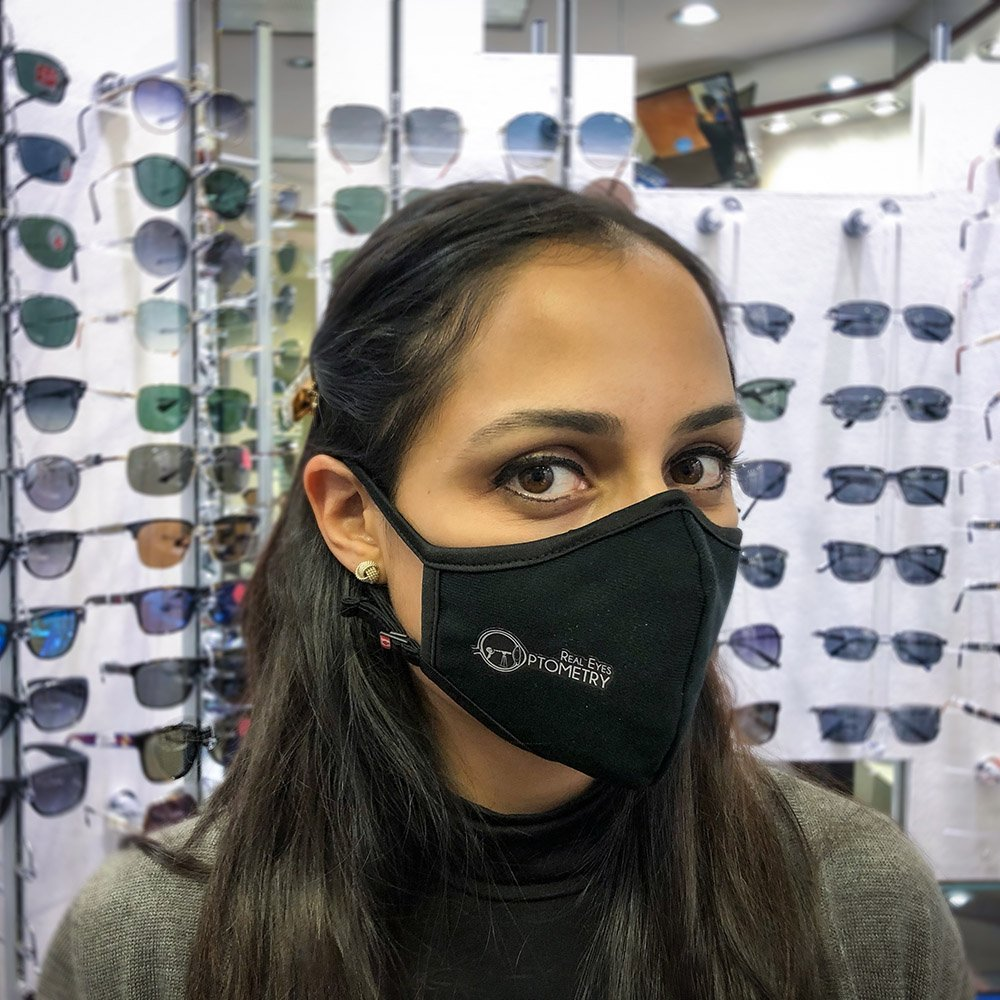 Medical Masks Optometrist