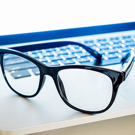 eye glass lenses